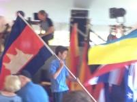 Sam Cambo flag