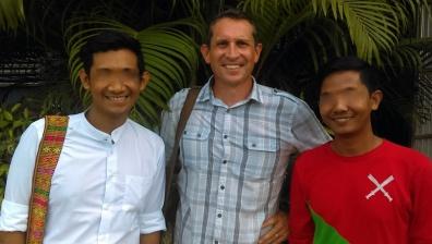 Myanmar represent!