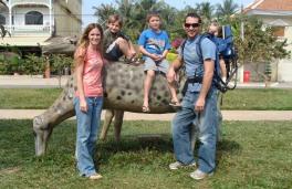 Jan 2009, Battambang Cambodia